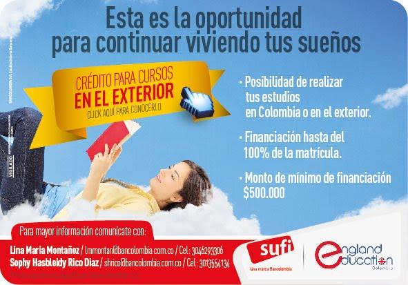 Creditos Bancolombia Para Estudio Prestamos Bbva Personales